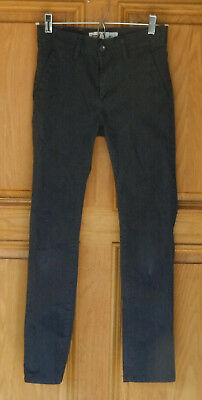 Levi's 510 Youth Size 12 Reg. Skinny Black Jeans