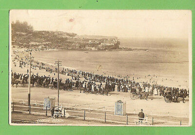 #ll. Australiana  Postcard - Coogee Beach, About 1910
