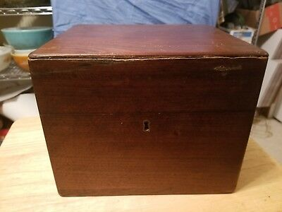Antique QUACK DOCTOR Electric Shock Box Only
