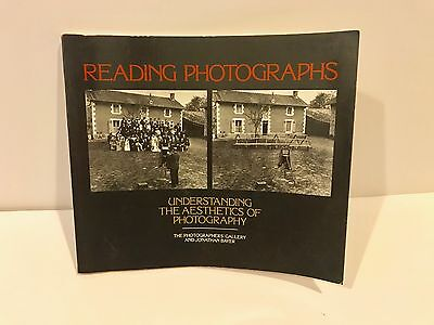 Reading Photographs - The Photographers Gallery - First Edition - photo