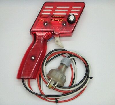 Professor Motor Slot Car Hand Controller - Red - Racing Controller