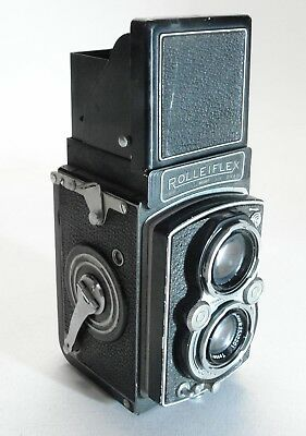 "ROLLEIFLEX ""AUTOMAT"" 1939 with 35mm adaptor"