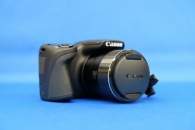 CANON PowerShot SX420 IS Black 20MP Digital Camera Japan Domestic Version New