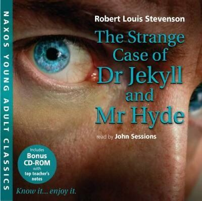 The Strange Case of Dr. Jekyll and Mr Hyde by Robert Louis Stevenson...