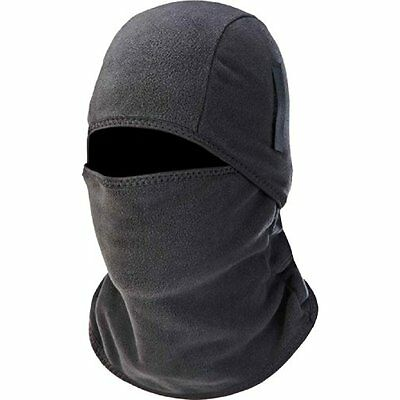 N-Ferno 6826 Safety Masks Thermal Fleece Two-Piece Detachable Balaclava NEW FREE
