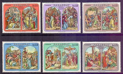 Paraguay  1970  Easter, mint.