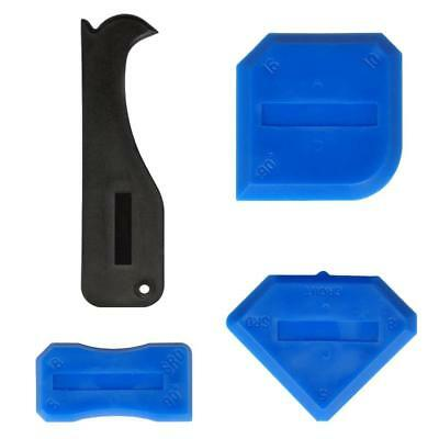 Professional Silicone Sealant Spreader Profile Applicator Tile Tool. Set