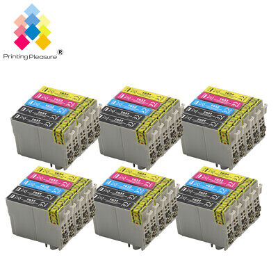 Ink Cartridges PP® for Epson Workforce WF-2520NF WF-2630WF WF-2750DWF WF-2010W