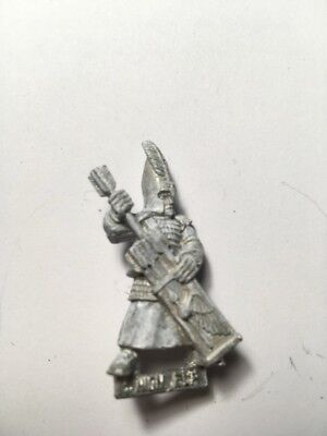 Warhammer High Elf 1992 white lion fantasy miniature metal  Citadel