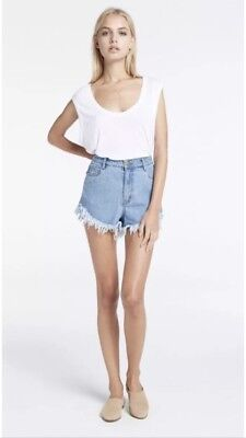 Zulu and Zephyr Denim Shorts 12 (size 10 Fit)