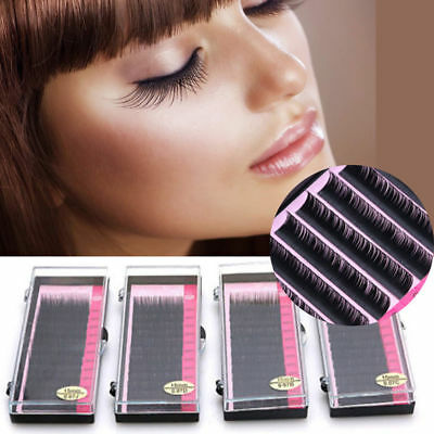 Sexy Blink Tray Lash B C D J Curl 0.07mm False Individual Eyelashes Extension
