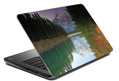 "River Natural Laptop Skin Notebook Protector Cover Fit 14.1"" - 15.6"""