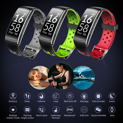 Z11 Smart Watch Wristband Fitness Tracker Heart Rate Monitor for IOS Android UK