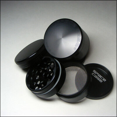 """*STOCKING STUFFER* great product Space Case Grinder 4pcs 2.5"""" fast shipping!"""