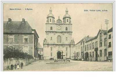 BELGIQUE.SAINT HUBERT.L&acute EGLISE