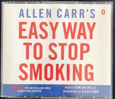 Allen Carr's Easy Way to Stop Smoking 5 CD Box