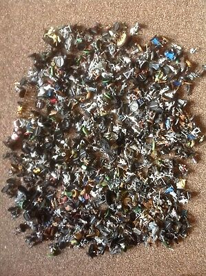 Games Workshop. Lord Of The Rings Job Lot Of Damaged Figures. Repair / Spares.