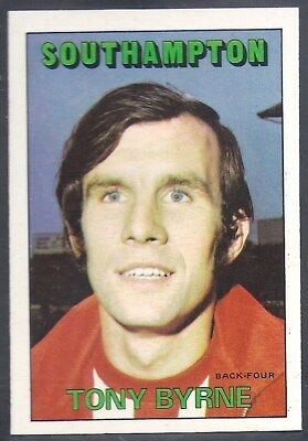 JOE KINNEAR TOTTENHAM SPURS A/&BC-FOOTBALL 1972 ORANGE//RED BACK-#147