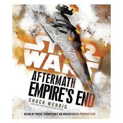 Empire's End: Aftermath (Star Wars) by Chuck Wendig (author), Marc Thompson (...