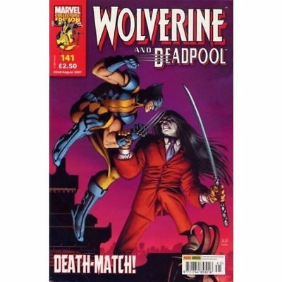 Wolverine and Deadpool (2004-2009) #141 - Cover A