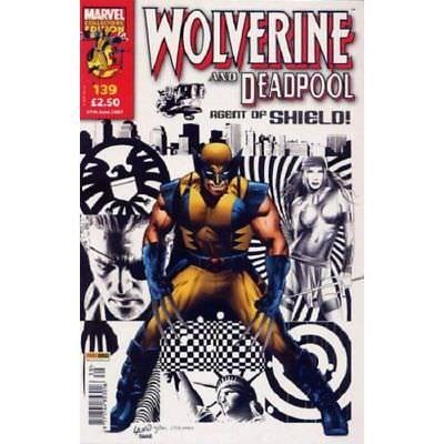 Wolverine and Deadpool (2004-2009) #139 - Cover A