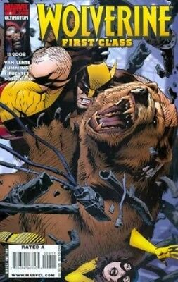 Wolverine: First Class (2008-2010) #8 - Cover A