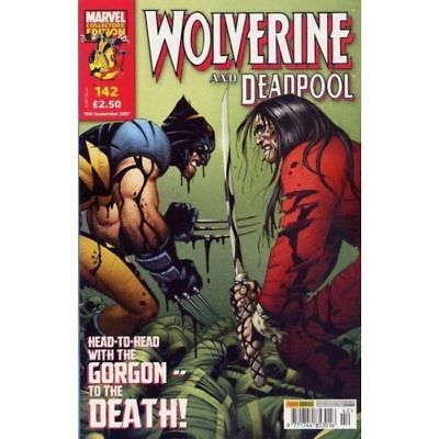 Wolverine and Deadpool (2004-2009) #142 - Cover A
