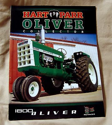 Hart Parr / Oliver Collector's Magazine - May/June 2010!!!
