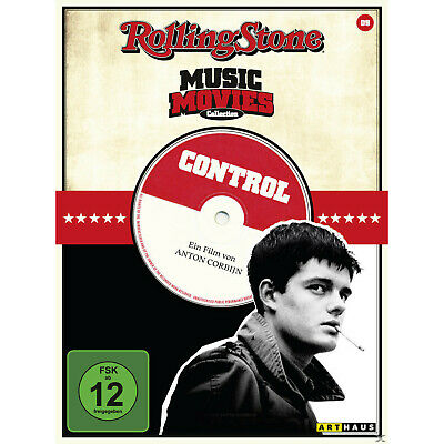 Control / Rolling Stone Music Movies Collection - (DVD)