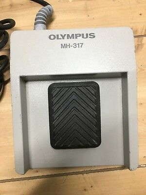 Olympus MH-317 Foot Pedal Footswitch