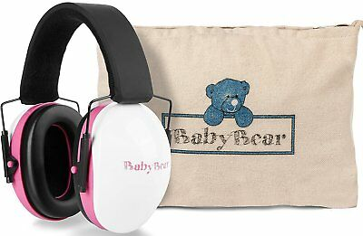 Rosebud Baby Ear Muff Protection Child Noise Cancelling Headphone For 8mo+ Girl