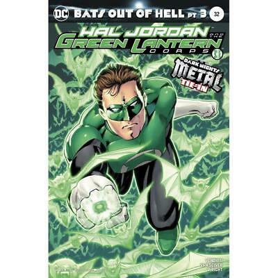 Hal Jordan And The Green Lantern Corps #32 Metal  Variant