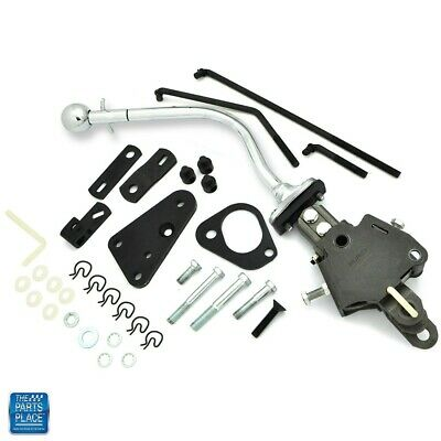 1955-67 4 SPEED Shifter Linkage Kit For Hurst Shifters With