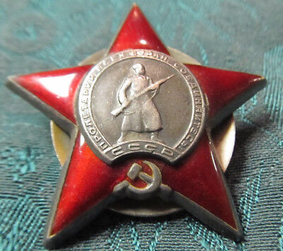 Original Russian Order of the Red Star #1055059