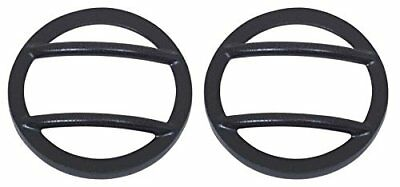 Kentrol 80008 Side Marker Covers (Pair) Light Set Fits 2007-14 Jk Cover