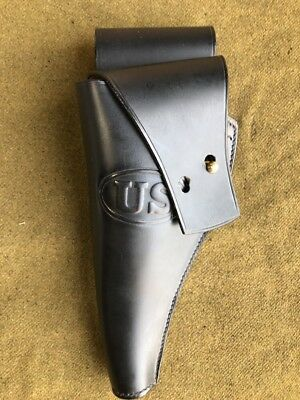 "M1881 Holster for 5 1/2"" M1873 Colt Single Action Army .45 Colt Revolver"