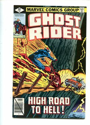 Ghost Rider #37 Nm 9.4 Dramatic Cover Uncirculated Gem