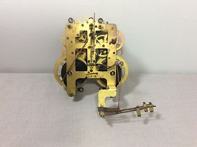 Antique Seth Thomas Mantel Clock Chimes Movement Parts / Repair