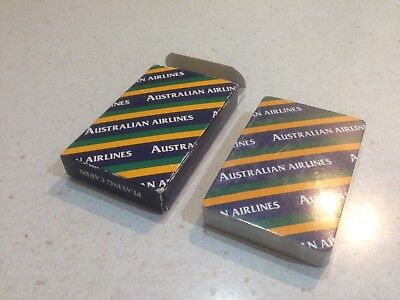 Australian Airlines Playing Cards