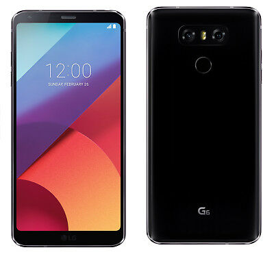 LG G6 in Black Handy Dummy Attrappe - Requisit, Deko, Werbung, Ausstellung