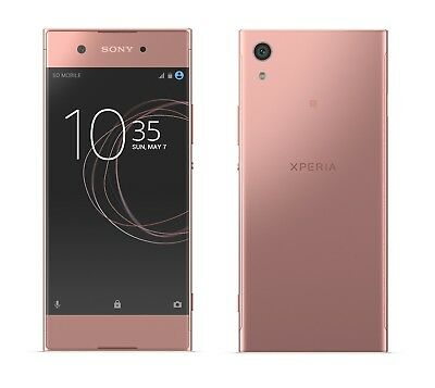 Sony XPERIA XA1 in Pink Handy Dummy Attrappe - Requisit, Deko, Werbung, Muster