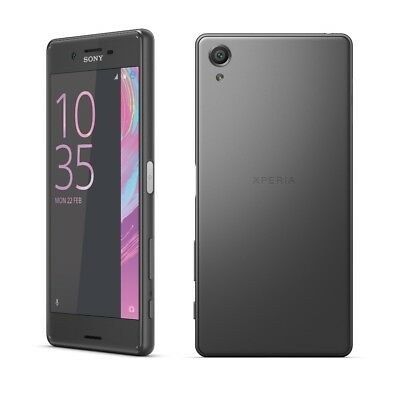 Sony XPERIA X in Black Handy Dummy Attrappe - Requisit, Deko, Werbung, Muster