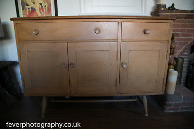 Ercol dining room sideboard