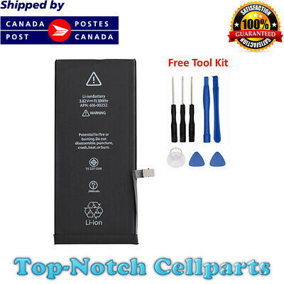 New iPhone 7 Plus replacement Battery and Free Tool Kit 2900 mAh 616-00252