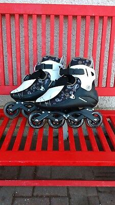 Powerslide Vi 84 Pure inline skates in very good condition - size 7