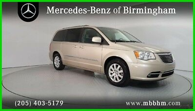 2013 Chrysler Town & Country Touring 2013 Touring Used 3.6L V6 24V Automatic FWD Minivan/Van