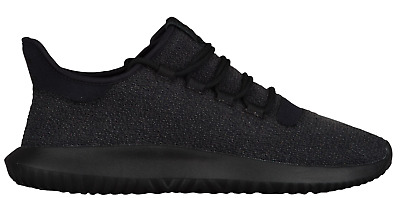 NEW! Men's adidas Originals TUBULAR SHADOW Knit SHOES BY4392 JD Black c1