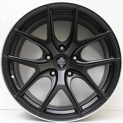 20 inch Aftermarket HRE STYLE ALLOY WHEELS TO SUIT FERRARI F360 & F430
