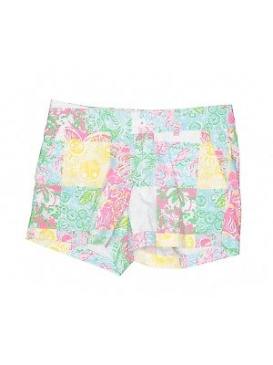268479ecd76303 WOMEN LILLY PULITZER Maine State Patch Callahan Shorts Size 4 ...