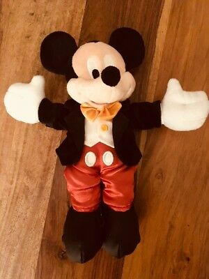 BNWT WDW The Happiest Celebration on Earth Mickey Mouse Plush